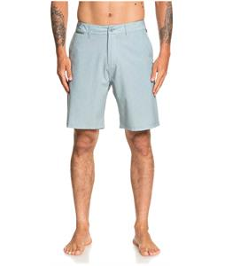 Quiksilver Union Heather Amphibian 20in Hybrid Shorts