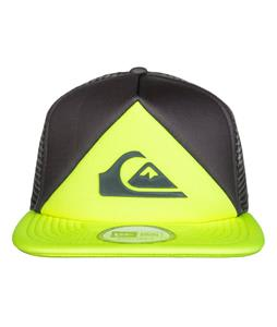 Quiksilver New Wave New Era Foam Trucker Cap