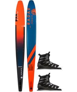 Radar Alloy Senate Slalom Ski w/ Vector BOA Bindings