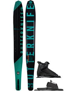 Radar Butter Knife Slalom Ski w/ Prime/ARTP Bindings