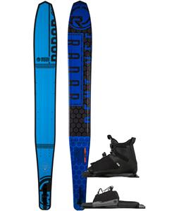 Radar Butter Knife Slalom Ski w/ Prime/ARTP Bindings - Blem
