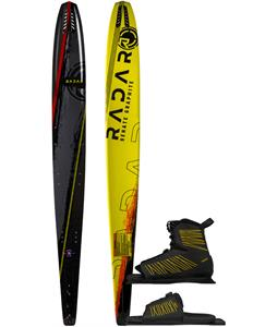 Radar Graphite Senate Blem Slalom Ski w/ Double Vector BOA Bindings - Blem