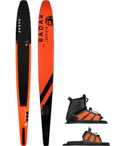Radar Graphite Senate Slalom Ski w/ Vector/ARTP Bindings