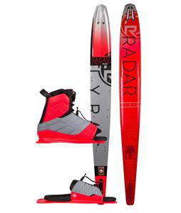 Radar Lyric Slalom Blem Ski w/ Lyric/ARTP Bindings