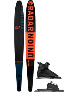 Radar Union Slalom Blem Ski w/ Prime/ARTP Bindings