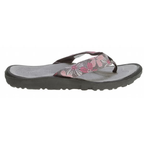 Rafters Breeze Tropicana Sandals Grey U.S.A. & Canada
