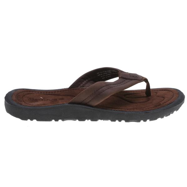 Rafters Gust Leather Sandals Brown U.S.A. & Canada