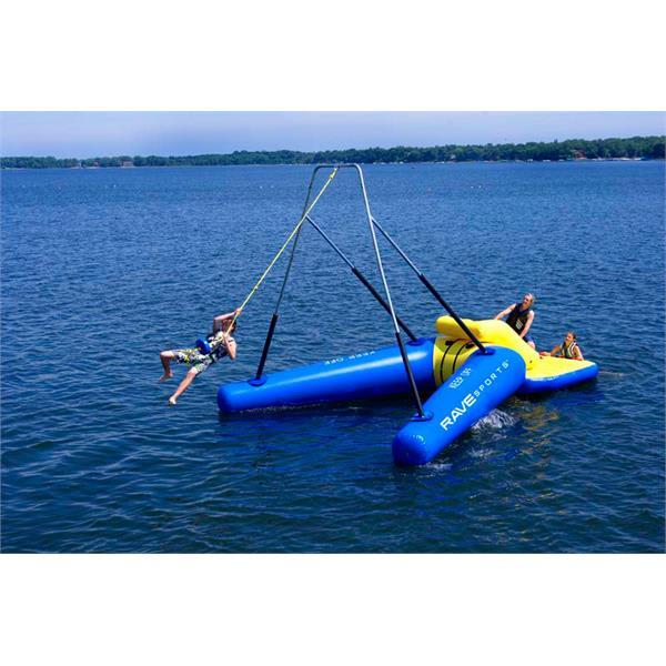Rave Rope Swing Freestanding Package U.S.A. & Canada
