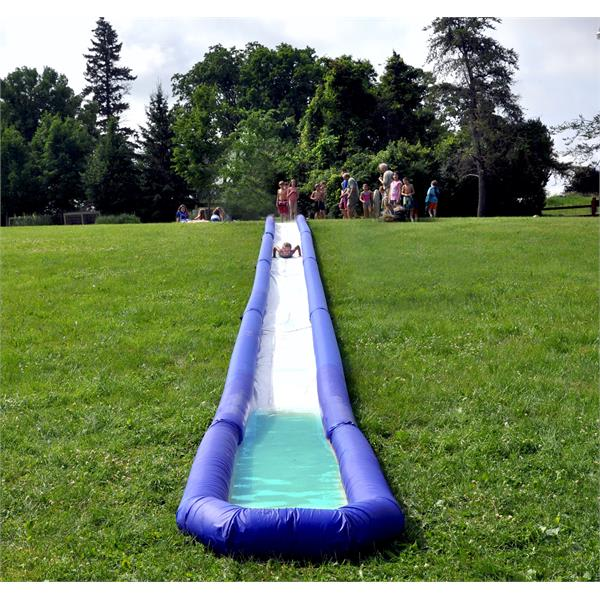 Backyard Waterslide rave turbo chute water slide backyard (hill) package