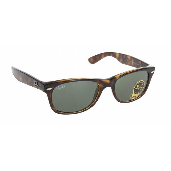 Ray Ban New Wayfarer Sunglasses Tortoise / G15Xlt Lens U.S.A. & Canada