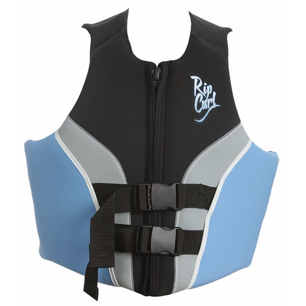 Rip Curl Flow Uscg Wakeboard Vest Blue U.S.A. & Canada