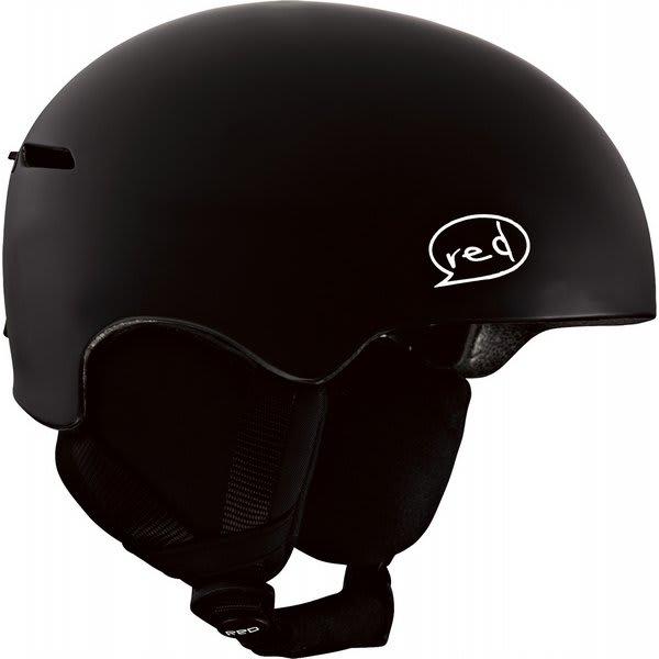 Red Avid Grom Snowboard Helmet Black U.S.A. & Canada