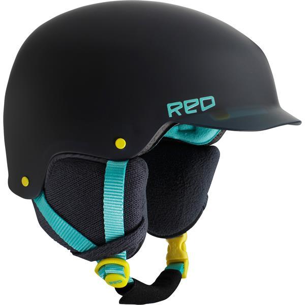 Red Mutiny Snowboard Helmet Grayical U.S.A. & Canada