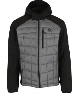 Reebok Softshell Quilted Jacket