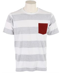 Reef Blurred Crew T-Shirt