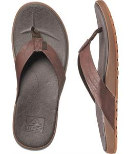 e8dca69a44bf Reef Contoured Voyage Sandals