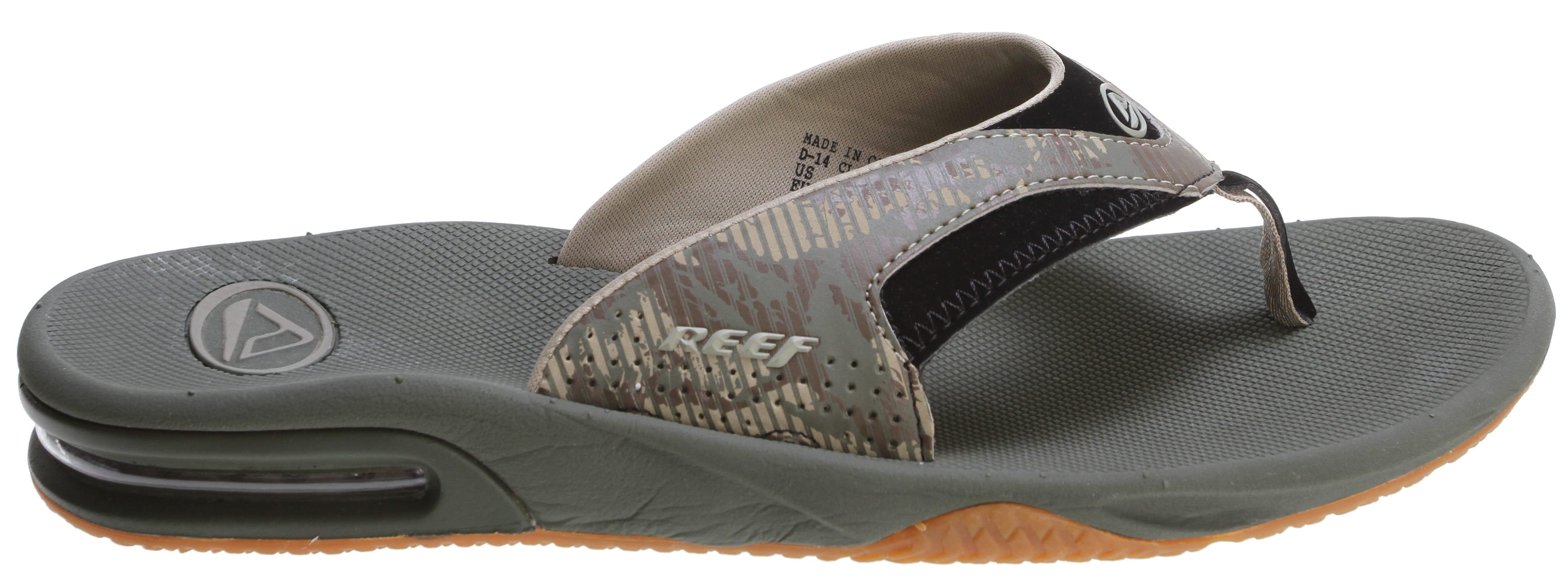 Fanning Reef Prints Reef Fanning Reef Prints Sandals Sandals E9eHWDIb2Y