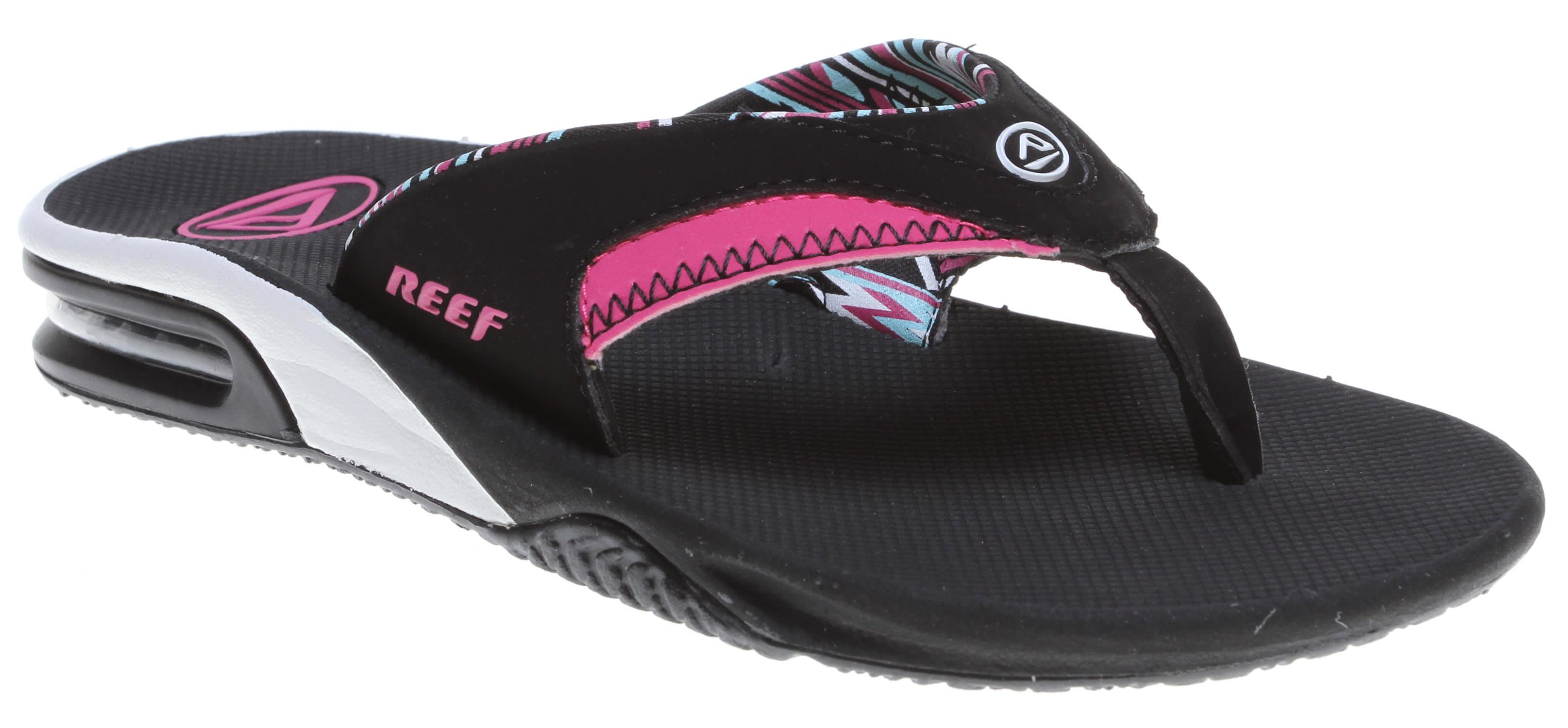 e53851346 Reef Fanning Sandals - thumbnail 2