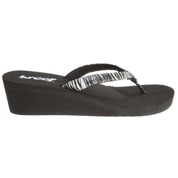 Reef Heart Breaker Sandals Zebra U.S.A. & Canada