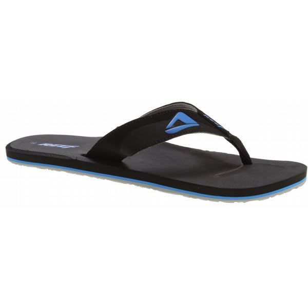 Reef Ht Sandals Black / Blue / Silver U.S.A. & Canada