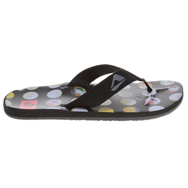Reef Ht Prints Sandals Circle Girl U.S.A. & Canada
