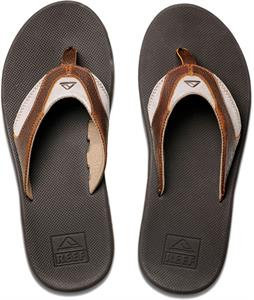 cc8c5eb0a321 Reef Leather Fanning Sandals