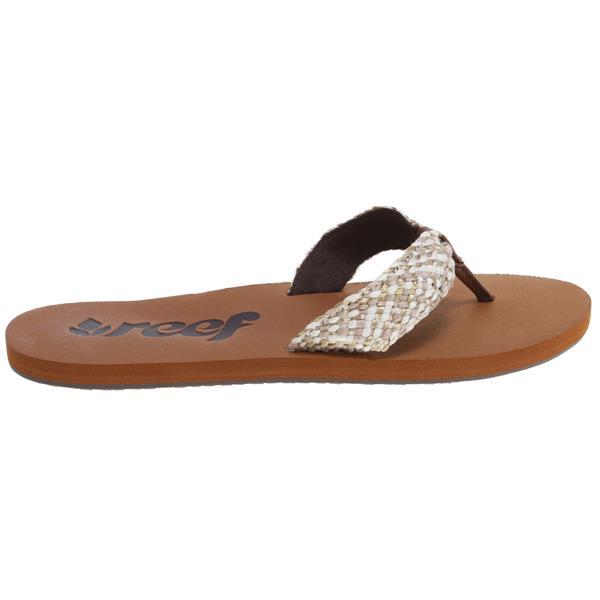 Reef Mallory Scrunch Sandals Metallic U.S.A. & Canada