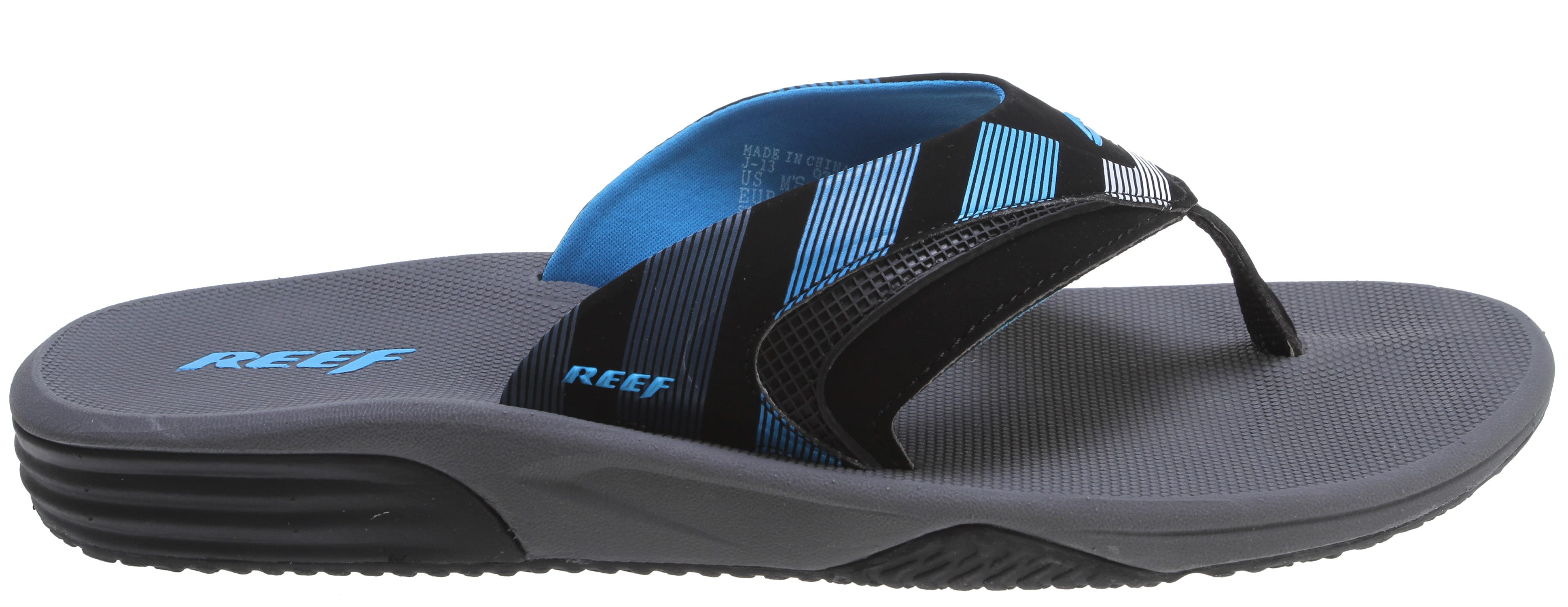 e45505bfc90 Reef Phantom Player Prints Sandals - thumbnail 1