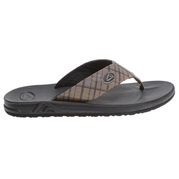 Reef Phantoms Prints Sandals Taupe / Plaid U.S.A. & Canada