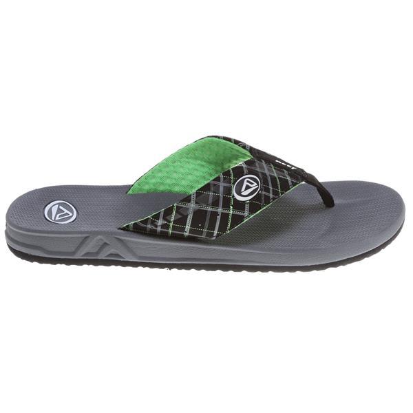 Reef Phantoms Prints Sandals Green / Black U.S.A. & Canada