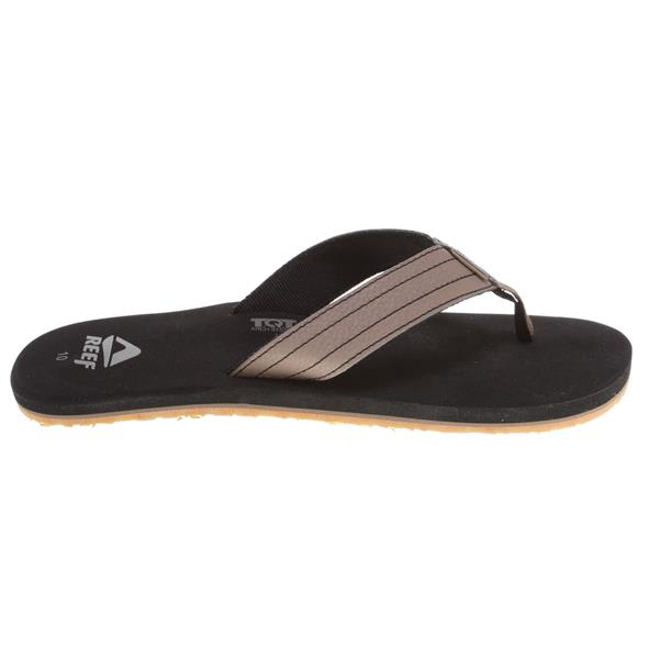 Reef Quencha Tqt Sandals Black / Tan U.S.A. & Canada