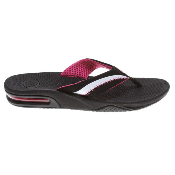 Reef edge Sandals Black / White / Hot Pink U.S.A. & Canada