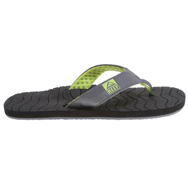Reef Roundhouse Sandals Black / Green U.S.A. & Canada