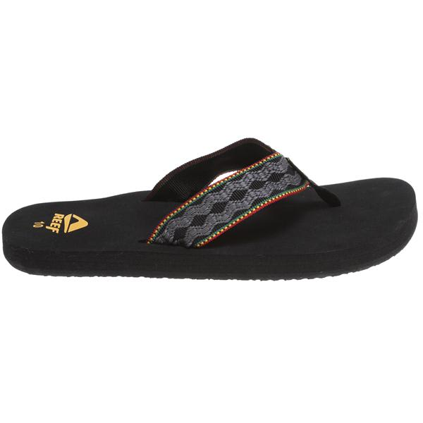 Reef Smoothy Sandals Rasta 3 U.S.A. & Canada