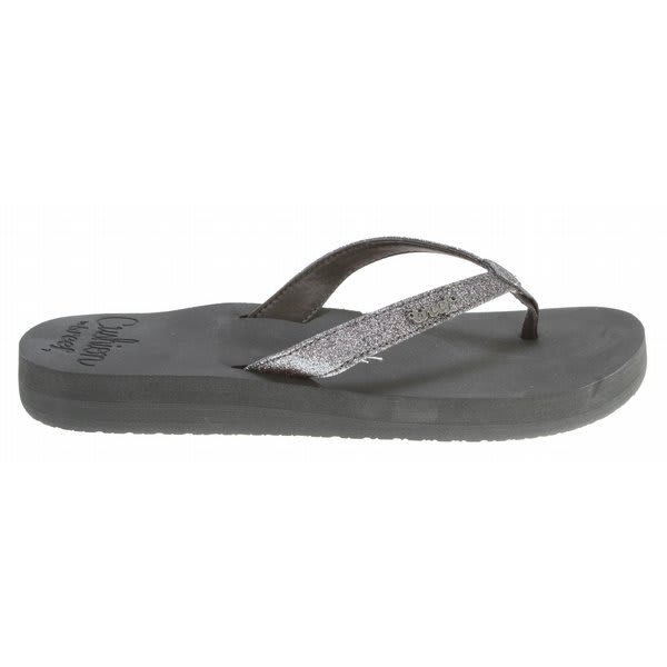 Reef Star Cushion Sandals Charcoal U.S.A. & Canada