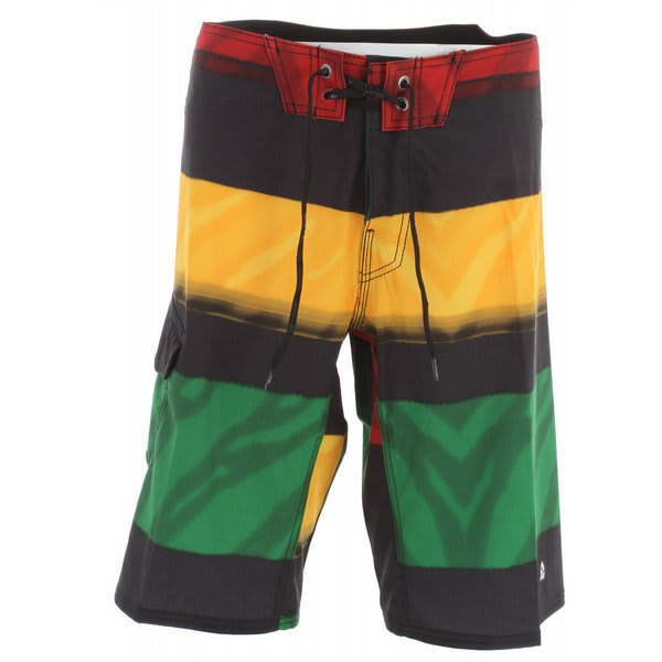 Reef Stripe Conflict Boardshorts U.S.A. & Canada