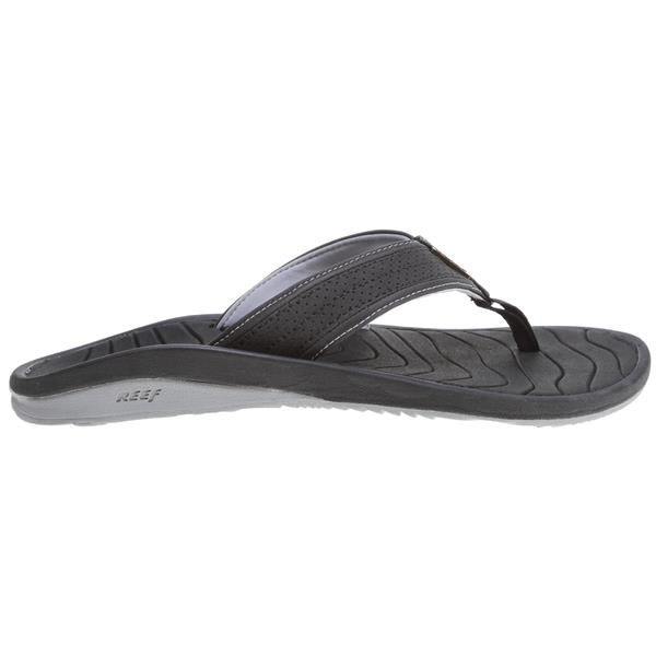 Reef Swellular Cushion Lux Sandals Black U.S.A. & Canada