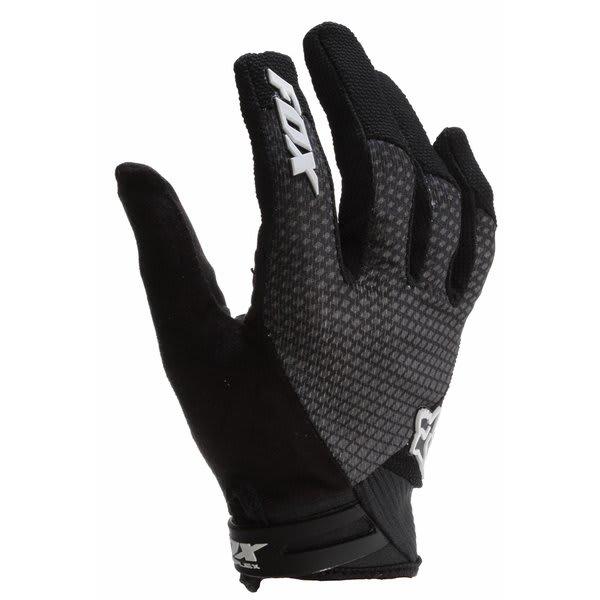 Fox Reflex Gel Bike Gloves Black U.S.A. & Canada