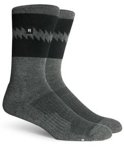 Richer Poorer Crossover Athletic Socks