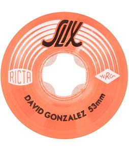 Ricta David Gonzalez Crystal Slix Skateboard Wheels