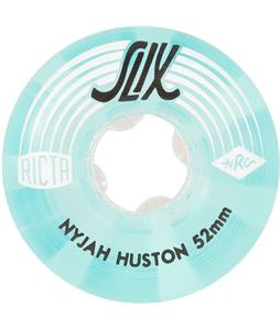 Ricta Nyjah Huston Slix 99A Skateboard Wheels
