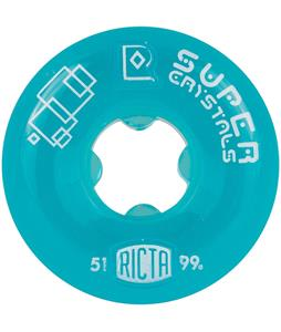 Ricta Super Crystals 99A Skateboard Wheels