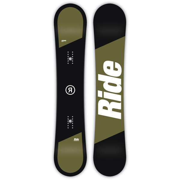 2019 Ride Agenda Snowboard