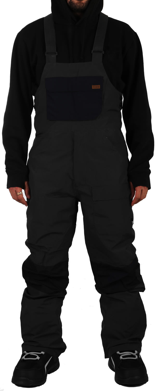 On Sale Ride Central Bib Snowboard Pants 2018
