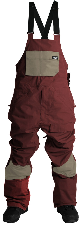 Ride Central Bib Snowboard Pants