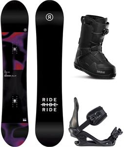 Ride Compact Snowboard Package