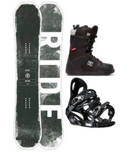 Ride Control Snowboard Package