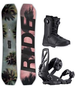 Ride Helix Snowboard Package