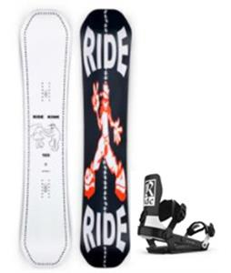 Ride Kink Snowboard w/ A-6 Bindings
