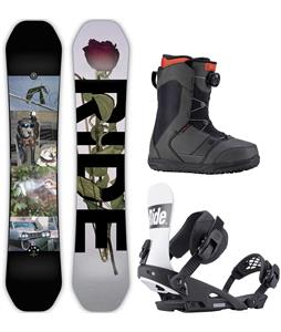 Ride Kink Snowboard Package